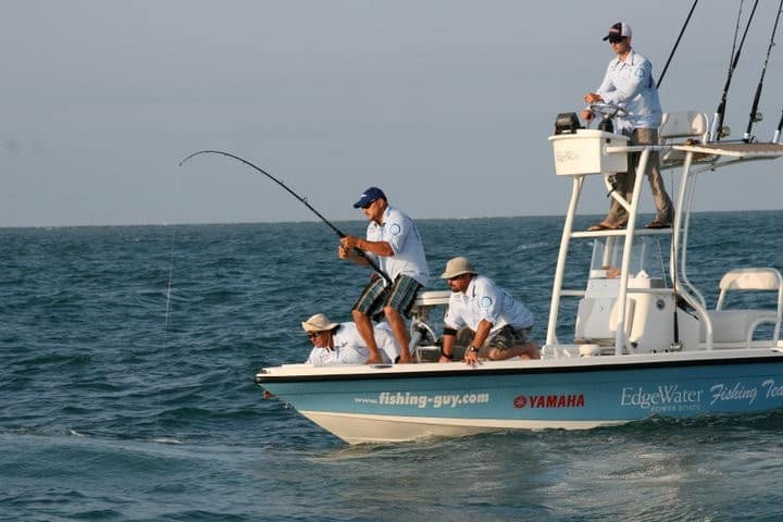 EdgeWater Boats 220IS, simply the best Fishing Boat
